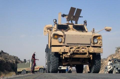 Kemenhan Yaman Sebut 1.000 Houthi Tewas Sepanjang September