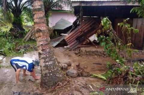 Puluhan Rumah di Seluma Bengkulu Rusak Diterjang Banjir Bandang