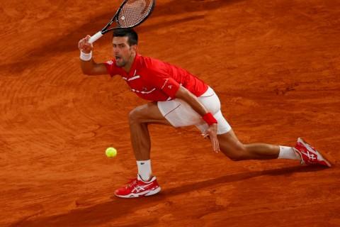 Djokovic Lolos ke Perempat Final French Open