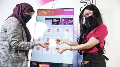 3 Indonesia Sediakan Layanan Vending Machine 3DigiBox