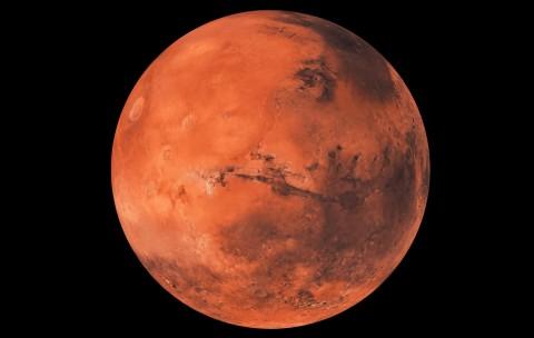 Dekat Bumi, Mars Bisa Dilihat Langsung Tanpa Teleskop