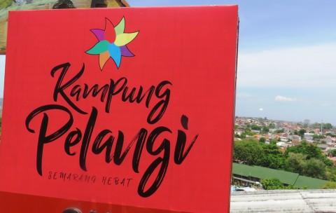 Mampir ke Kampung Pelangi Semarang, Silakan Pilih Jalur Sesuai Kemampuanmu