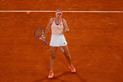 Daftar Petenis yang Bertanding pada Perempat Final French Open