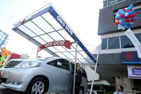 Susunan Manajemen Senior Bank UOB Indonesia Berubah