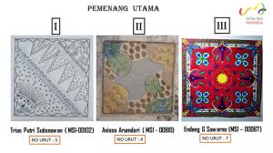 Peringati Hari Batik Nasional, MSI Gelar Lomba Desain Batik Virtual