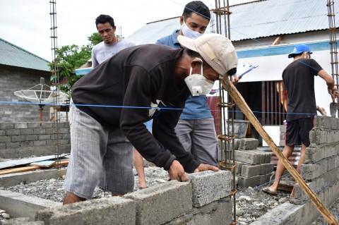 53 Rumah Dibangun untuk Warga Terdampak Bandara Yogya
