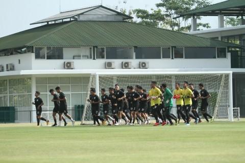 Lanjutan Liga 1 tidak Jelas, PSS Sleman Pilih Tetap Latihan