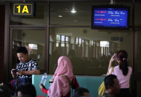 Pertumbuhan Trafik Pesawat di Bandara AP I Naik Tipis