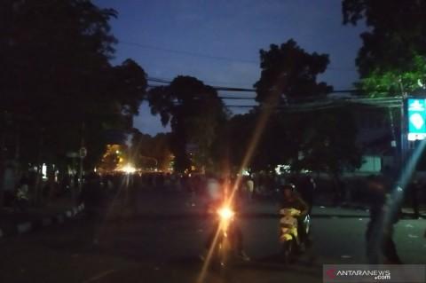 Aksi Rusuh di DPRD Jabar, 10 Orang Ditangkap