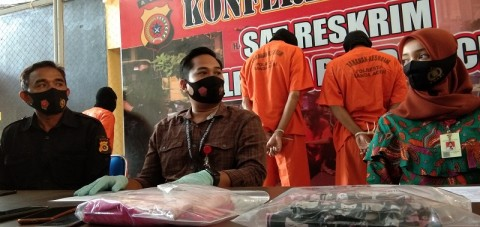 Cabuli Bocah, Penjual Pisang Goreng di Aceh Ditangkap