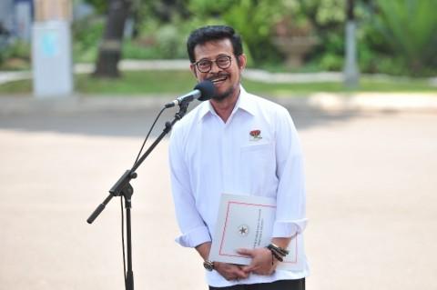 Mentan Desak Pemprov Lampung Fokus Kembangkan Pertanian
