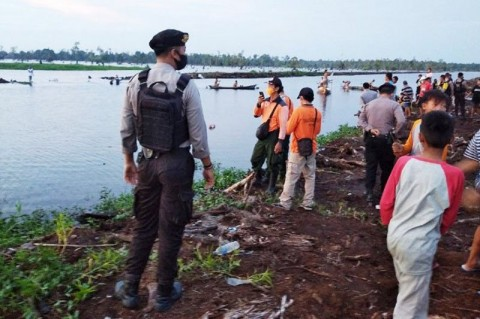 Seorang Anak di Palangkaraya Tenggelam Saat Hendak Membuat Konten