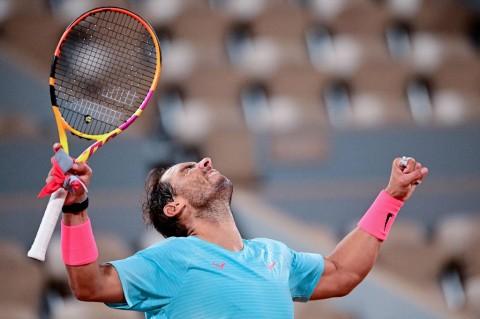 Nadal ke Semifinal Roland Garros ke-13 Kalinya