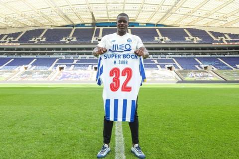 Porto Pinjam Malang Sarr dari Chelsea