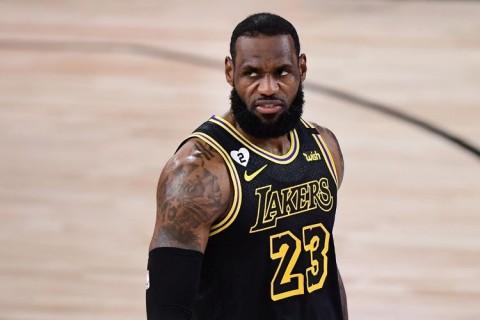 Final NBA 2020: Lakers Kantongi Keunggulan 3-1