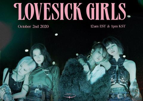 BLACKPINK Tampil Lebih 'Metal' di MV 'Lovesick Girls'