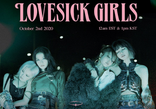 The Album mencakup lagu-lagu yang mematikan seperti 'How You Like That', 'Ice Cream', dan 'Lovesick Girls'. (Foto: Dok. Instagram/@blackpinkofficial)
