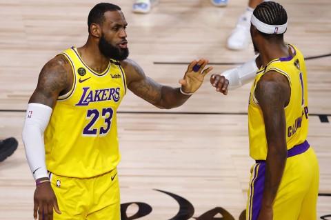 Lakers di Ambang Juara NBA