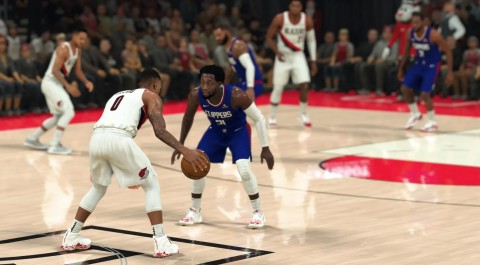 Ini Cuplikan Perdana NBA 2K21