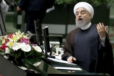 Rouhani: Konflik Armenia-Azerbaijan Bisa Menjadi Perang Kawasan
