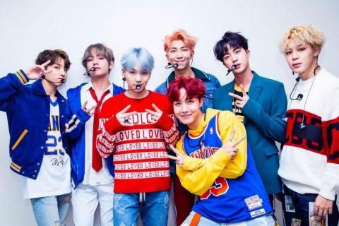 Blackpink dan BTS Bersaing dengan Musisi Dunia di MTV EMA 2020