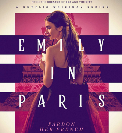 3 Gaya Fashion Serial Emily in Paris Ini Bisa Kamu Tiru Lho!