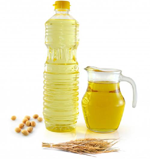 Soya oil atau minya kacang kedelai bisa menjadi solusi untuk minyak goreng sehat.(Foto: Ilustrasi. Dok. Freepik.com)