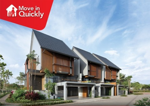 Periode Akhir <i>Move In Quickly</i> Sinar Mas Land