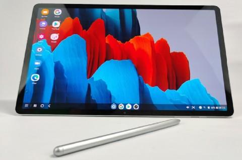 Ini Alasan Refresh Rate Tinggi Penting di Samsung Galaxy Tab S7 Series