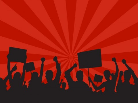 Ribuan Massa Akan Aksi Lagi di DPRD Jatim Tolak UU Ciptaker