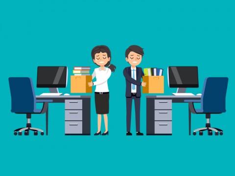 Kompensasi bagi Pekerja Kontrak Diatur dalam UU Cipta Kerja