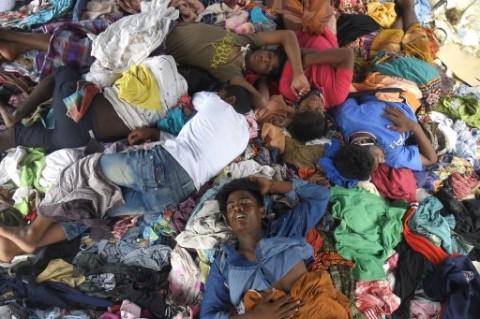 Pemerintah Indonesia Hanya Berfokus untuk Menyelamatkan Pengungsi
