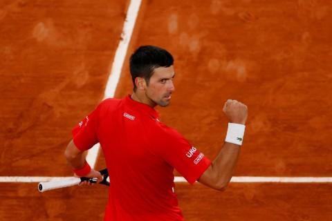 Carreno Busta di Mata Novak Djokovic