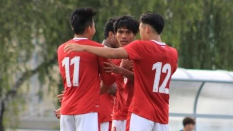Kata Shin Tae-yong Jelang Timnas U-19 Lawan FK Dugopolje