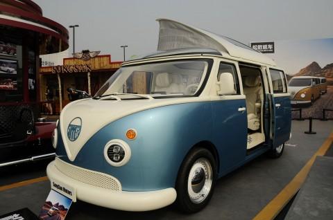 'Saudara Kembar' VW Combi Dari Tiongkok, Songsan Summer