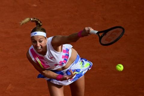 Petra Kvitova Lolos ke Semifinal French Open 2020