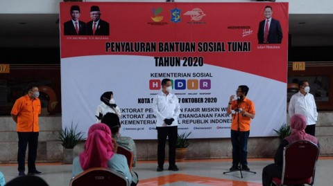 1.280.646 KPM di Jawa Timur Terima Bansos BST Tahap 7