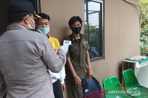 Pelajar Tertangkap Menyamar Jadi Satpol PP Demi Demo DPR