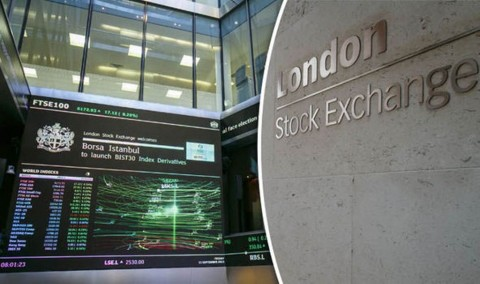 Reli Terhenti, Bursa Saham Inggris Susut 0,06%