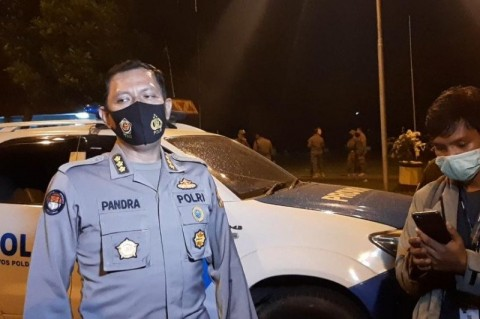 Belasan Orang Ditangkap Usai Demo Ricuh di Lampung