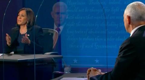 Harris Paparkan Kegagalan Penanganan Covid-19 Pemerintah Trump
