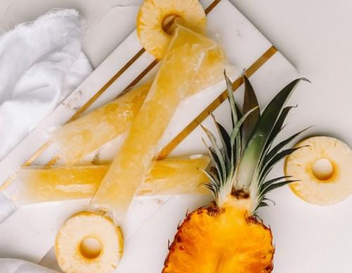 Ini dia kandungan nanas yang dikenal dapat mengurangi gejala asam urat. (Foto: Unsplash.com)