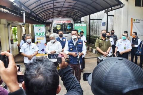 Ridwan Kamil Minta RS Swasta Bantu Pemkab Bogor