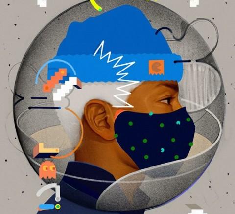 Masker Berbahan Sutra, Baik untuk Wajah yang Berjerawat?