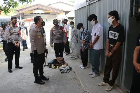 35 Orang di Tangerang Ditangkap Saat Demo Ricuh