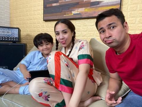 Dituding Prioritaskan Konten daripada Rafathar, Ini Jawaban Raffi Ahmad dan Nagita