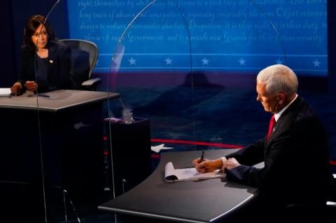 Ketegasan Kamala Harris dalam Debat Cawapres AS