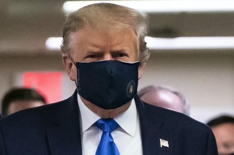 Trump: Virus Korona Berkah dari Tuhan