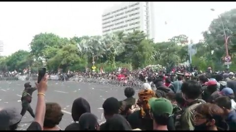 Dosen Janjikan Nilai A Bagi Mahasiswa Demo Tolak Omnibus Law