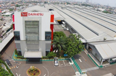 Daihatsu Kurangi Take Time Produksi Mobil karena PSBB
